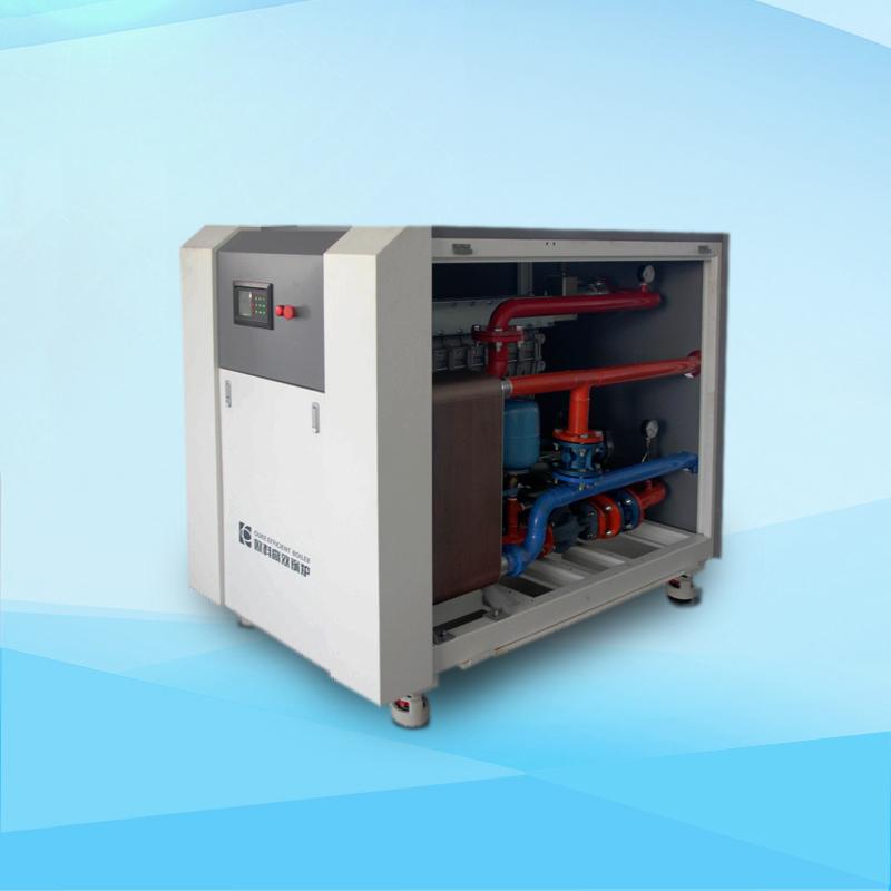 全预混变频冷凝机组300KW